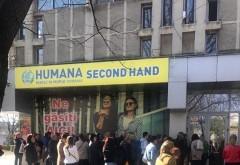 Cozi ca pe vremea lui Ceausescu, la second-hand-urile din Ploiesti