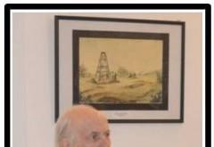 Profesorul Ion Ștefănescu, fost director al Muzeului Petrolului, a incetat din viata la 84 de ani