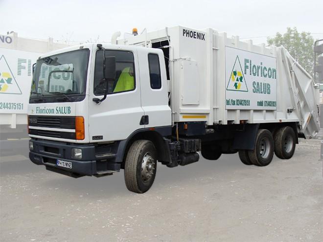 Program colectare deșeuri menajere de Paște