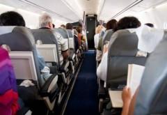 Campanie fără precedent în România. Pasagerii care fac scandal in avion, trecuți pe lista neagră
