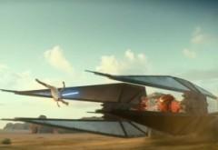 VIDEO Numele următorului film din seria Star Wars și primul trailer, dezvăluite publicului