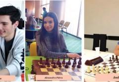 Tineri prahoveni, medaliaţi cu bronz la naţionalele de şah clasic