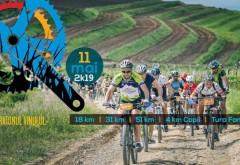 """Începe """" Maratonul vinului"""", primul concurs de Mountain Bike cu scop caritabil din România"""