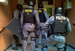 Actiune fara precedent a Politiei! 150 de perchezitii au loc in Romania, inclusiv in Ploiesti