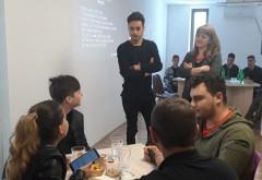 Specialiștii Rompetrol, sesiuni de prezentare și workshop cu elevii Liceului Tehnologic Lazăr Edeleanu din Ploiești