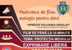 Elevii din Ploiesti, invitati sa participe la Festivalul de Film Ecologic. Vezi aici detalii