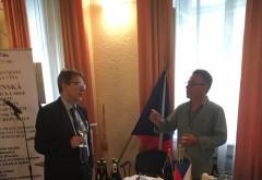 Parteneriate pentru producătorii prahoveni de vinuri pe piețele slovacă și cehă