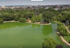 Imagini superbe cu cel mai verde loc din Ploieşti. Niciodată nu l-ai mai văzut aşa