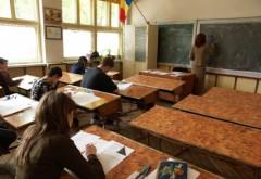 Cu cât vor fi plătiți, anul acesta, profesorii care asistă sau corectează la examenele naționale
