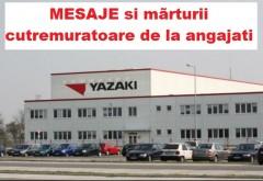 Yazaki Ploiesti/ Mesaje de la cititori (angajati, fosti angajati sau rude) despre cosmarul din fabrica