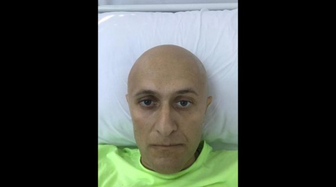 Apel disperat pentru un prahovean bolnav de cancer! Familia cere ajutor pentru continuarea tratamentului!