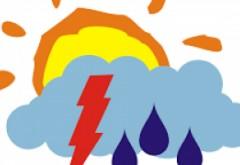 ALERTĂ - ANM a emis atenționare de vreme rea în cea mai mare parte a țării