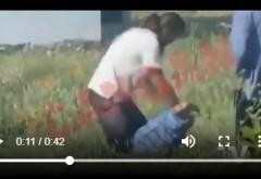 Video cu impact emotional. Stareţul unei mănăstiri din Constanţa, filmat în timp ce bate un bătrân