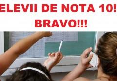 Evaluare Nationala 2019 Prahova: Ei sunt elevii de 10! Bravo!