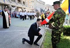 Ziua Drapelului National, marcata la Ploiesti de autoritatile locale si judetene