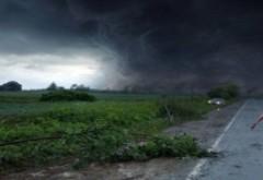 ALERTĂ de la meteorologi - Cod PORTOCALIU de vijelii în peste jumătate de țară