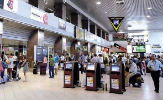 Aeroportul Otopeni va avea 6 porţi de control automat al paşapoartelor: Posesorii de paşapoarte biometrice nu vor mai sta la cozi