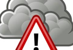 ALERTĂ meteo: Cod galben de furtună în jumătate de ţară, caniculă în restul ţării/ HARTĂ