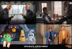 5 filme pe care trebuie să le vezi la cinema și  esti de două ori mai câștigat