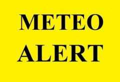 ANM, avertizare METEO de ultim moment - Cod galben de ploi în 8 județe