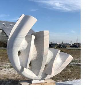 A inceput Tabăra Internațională de Sculptură Monumentală, la Ploiești