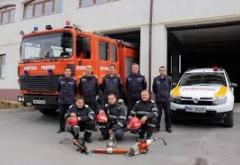 Pompierii prahoveni, eroii ultimelor zile. Misiuni dificile, duse la bun sfarsit cu succes