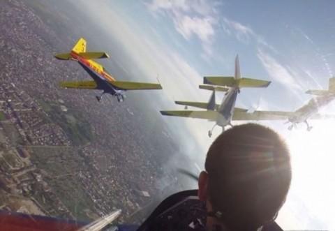 BIAS 2019. A început cel mai mare SHOW aviatic al anului