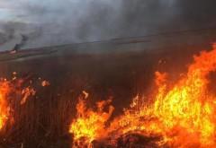 Prahova, in flacari! 22 de incendii în doar patru zile! ISU trage un semnal de alarma