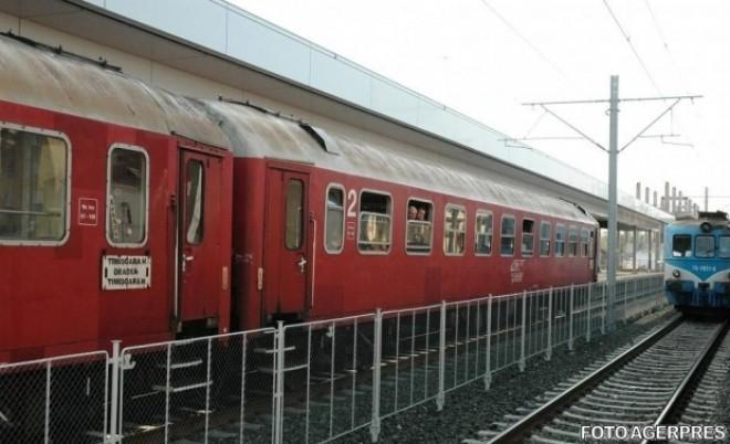 Tragedie în Câmpina. Un bărbat a fost călcat de tren. Omul era surd și nu a auzit semnalele sonore