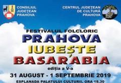 """O nouă ediție a festivalului folcloric """"Prahova iubește Basarabia"""""""