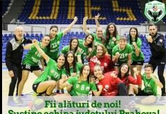 Sustine echipa de handbal feminin a judetului Prahova! Activ Prahova Ploiești are primul meci pe 9 septembrie, la Sala Sporturilor