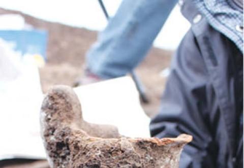 Milenii de istorie, scoase la lumină de arheologii Muzeului Judeţean de Istorie si Arheologie Prahova