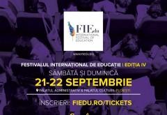 Sambata si duminica, la Ploiesti, are loc Festivalul Internațional de Educație –FIEdu