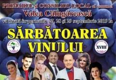 """Incepe """"Sărbătoarea Vinului"""", la Valea Calugareasca"""