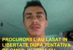 Laurentiu Marin, crimninalul tinerei de 17 ani din Sotrile, a mai incercat sa o omoare in urma cu cateva luni. Procurorii l-au lasat LIBER!