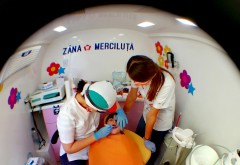Primul cabinet stomatologic mobil pentru copiii de la sate va ajunge în 2020 si in Prahova