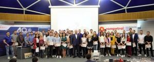 KMG International a încheiat cu succes instruirea unei noi serii de studenți și elevi