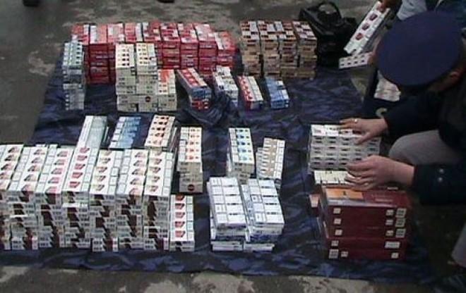 Percheziţii în Prahova la contrabandişti de tutun