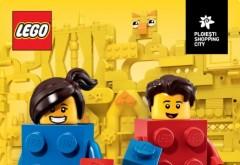 LEGO Festival aduce culoare și play time la Ploiești Shopping City