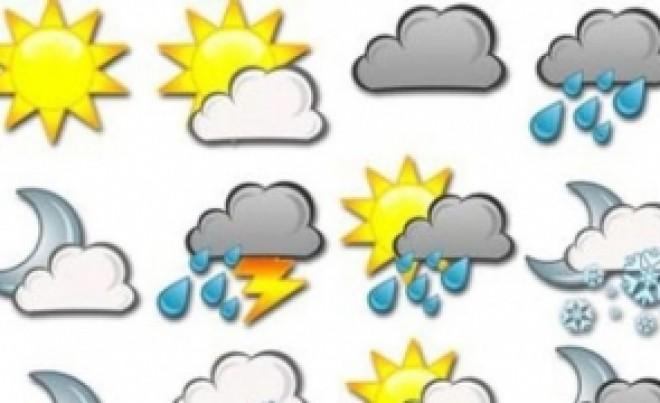 Vremea se încălzește - Temperaturile vor depăși 20 de grade în unele zone