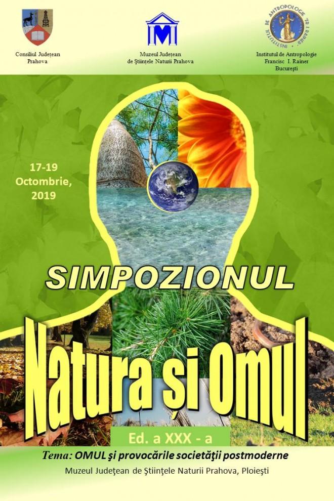 """Muzeul Judeţean de Ştiinţele Naturii Prahova ne invita la simpozionul """"Natura şi omul"""""""