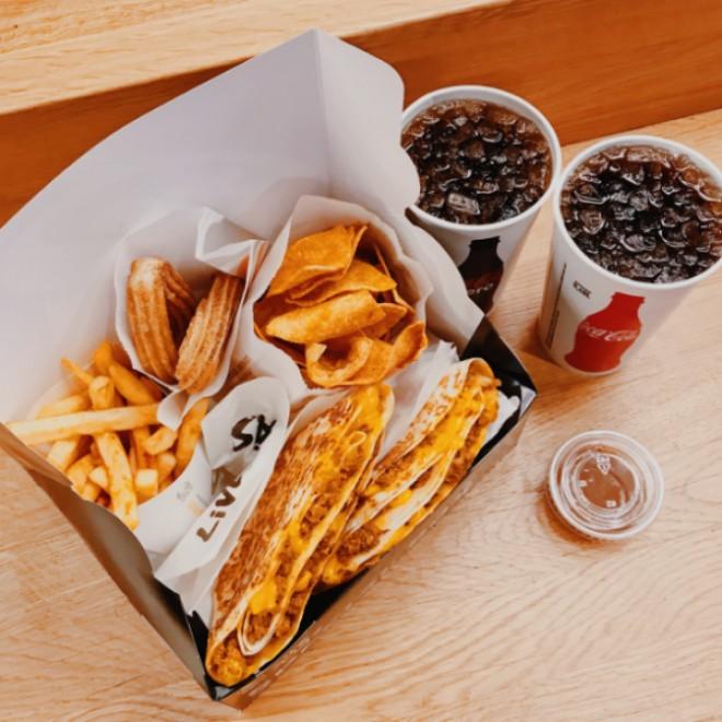 Taco Bell si Salamander se deschid la Ploiesti Shopping City