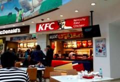 OPC a descoperit fecale in produsele KFC!