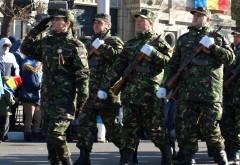 Ziua Armatei, marcata la Ploiesti cu ceremonie militara si defilare