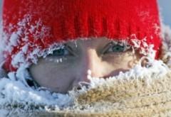 Meteorologii au dat ALERTA - Un val de aer polar lovește Europa. Vor fi temperaturi cu 25 de grade mai mici