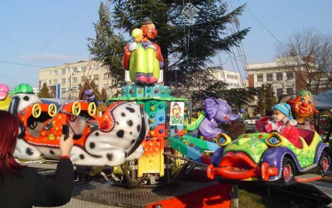 Unde va fi amenajat Oraselul Copiilor din Ploiesti, anul acesta