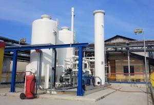 Sistem automatizat modern de recuperare a vaporilor, implementat la rafinăria Vega