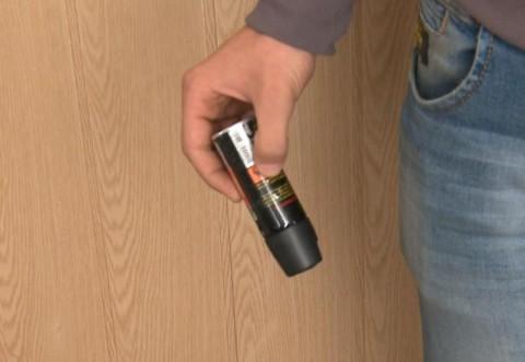 Elevul care a dat cu spray lacrimogen în liceul Tehnologic din Bălțești s-a ales cu dosar penal