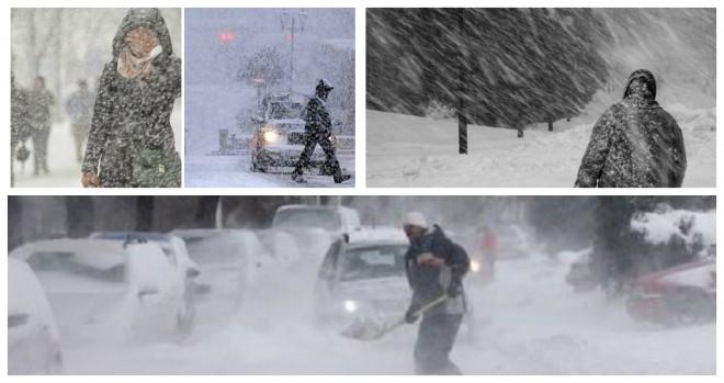 ANM, vești de ultimă oră despre iarnă! Ce fenomene extreme ne așteaptă în luna decembrie