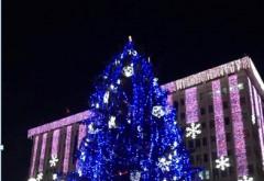 Se aprind luminitele de Sarbatori in Ploiesti. Vezi aici programul evenimentelor